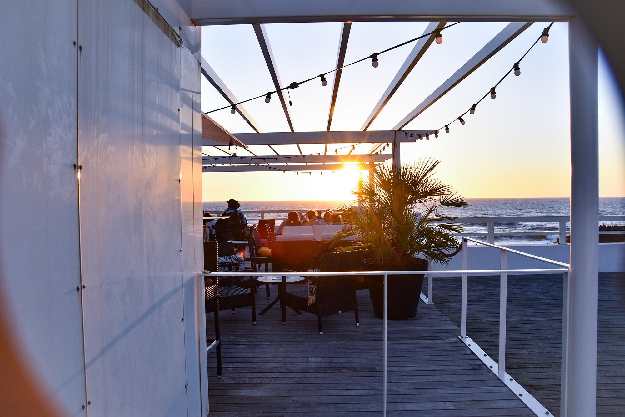 Le rooftop le lieu anglet - Restaurants anglet chambre d amour ...